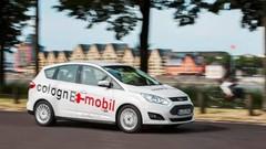 Une flotte de Ford C-MAX Energi hybrides rechargeables roule en Europe