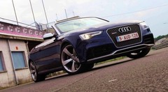 Essai Audi RS5 Cabriolet : Réchauffement climatique !