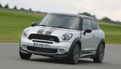 Essai Mini Paceman John Cooper Works All4 2013 : Miss Paceman se rebelle