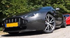 Essai Aston Martin V8 Vantage N420