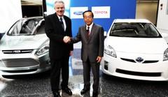 Ford et Toyota mettent un terme à leur partenariat sur les hybrides