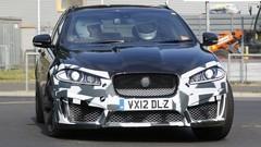 Jaguar XFR-S Sportbrake : Des M5 au petit déjeuner !