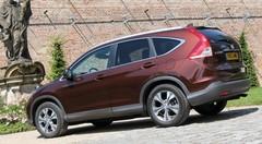 Essai Honda CRV 1.6 i-DTEC 120