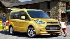 Ford Tourneo Connect en 5 et 7 places
