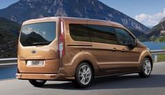 Ford donne un coup de jeune aux Tourneo Connect et Grand Tourneo Connect