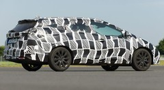 La Honda Civic Tourer espionnée officiellement !