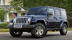 Jeep Wrangler : la génération actuelle jusqu'en 2018 ?