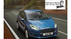 La Ford Fiesta 1.0 EcoBoost élue Voiture Féminine de l'Année