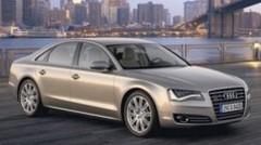 Audi A8 restylée, premier teaser vidéo