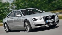 Audi A8 2014 : Regardez-la dans les yeux