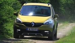 Essai Renault Scénic Xmod 1.5 dCi 110 Energy Zen : Xmod, l'évasion douce