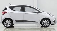 Hyundai I10 2013 : Nouvelle génération, premières infos et photos officielles