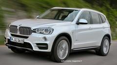 Futur BMW X3 : Avancées prudentes