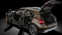 Mercedes GLA : Sans maquillage, ni camouflage