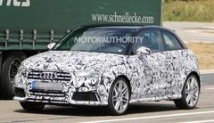 L'Audi S1 fignolée avant son lancement