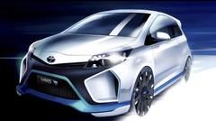 Toyota Yaris Hybrid-R concept : une Yaris gonflée aux hormones pour Francfort