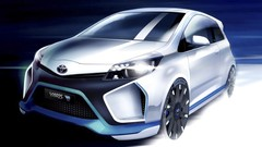 Toyota Concept : Une super GTIbride