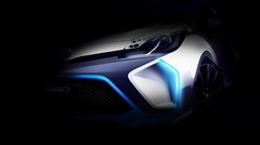 Toyota Hybrid R concept : une Yaris hybride de 400 ch