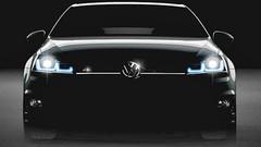 Volkswagen Golf R : premier teaser avant Francfort
