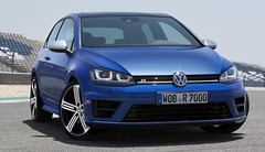 Volkswagen Golf R : 300 ch, 0 à 100 kmh en 4,9 s
