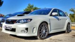 Essai Subaru WRX STI 7ʹ55ʹʹ