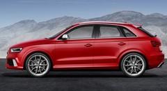 Audi RS Q3 : à partir de 61 400 euros