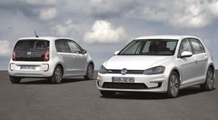 Volkswagen lance les up! et Golf électriques