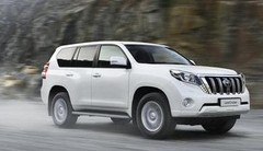Toyota Land Cruiser restylé : évolutions mineures