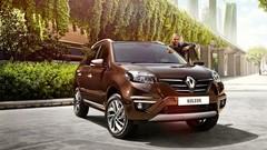 Renault Koleos restylée : Tony Parker comme ambassadeur