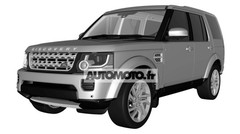 Land Rover Discovery 2013 : premières images du restylage