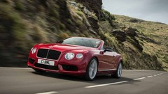 Bentley Continental V8 S : Un soupçon de Tabasco !