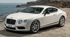 Bentley Continental GT V8 S : du sport mais sans excès