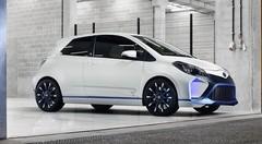 Toyota Yaris Hybrid-R : 420 ch et quatre roues motrices
