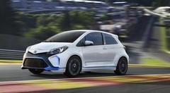 Toyota Yaris Hybrid-R: de nouveaux détails