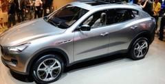 Maserati : la Levante sera finalement fabriquée à Mirafiori