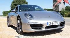 Essai Porsche 911 Carrera S : 430 ch sur deux roues !
