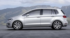 Volkswagen Golf Sportsvan : la nouvelle Golf Plus !
