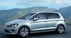 Le concept Sportsvan pour succéder à la Golf Plus