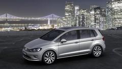 """Volkswagen Golf Sportsvan Concept 2013 : voici la nouvelle """"Plus"""""""