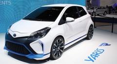 Toyota Concept Yaris Hybrid R : méchante