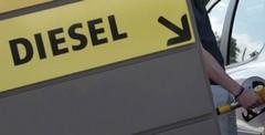 """Gazole : la taxe """"composante carbone"""" épargne le diesel"""