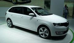 Skoda Rapid Spaceback, encore plus compacte