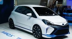 Toyota Yaris Hybrid-R, une Yaris plus typée sport