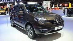 Le Renault Koleos restylé : toujours vivant