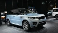 Range Rover Sport Hybride : 6,4 L !