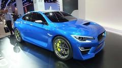 Subaru WRX Concept : missile en approche
