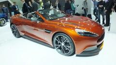 Aston Martin Vanquish Volante : perruques en danger
