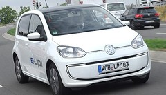 Volkswagen e-up!, la plus efficiente des voitures disponibles