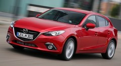 Nouvelle Mazda 3: à partir de 22600 €