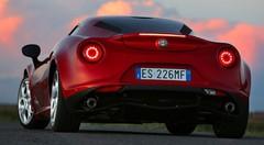 Alfa Romeo 4C : le tarif officiel